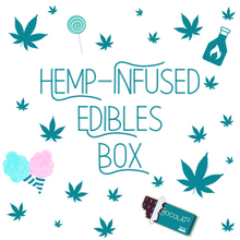 Load image into Gallery viewer, Hemp-Infused Edibles Box