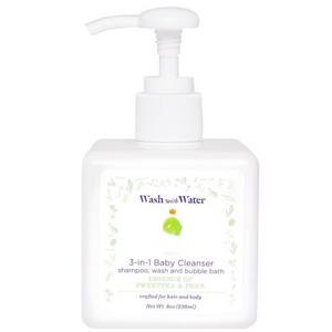 3-in-1 Baby Cleanser | 24 MG