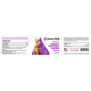 Cat Kidney Support Soft Chews | 150 MG