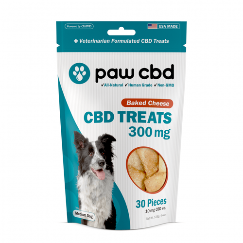 Dog Treats - Baked Cheese | 300 MG