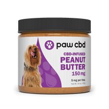 Load image into Gallery viewer, Dog CBD Peanut Butter | 150 MG