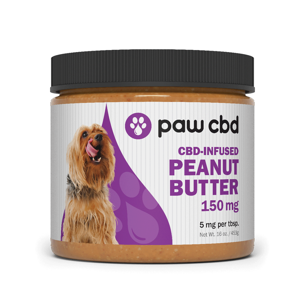 Dog CBD Peanut Butter | 150 MG