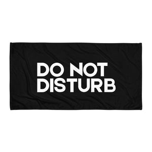 Do Not Disturb - Towel