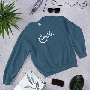 Smile - Sweatshirt