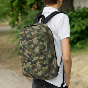 Camouflage - Backpack