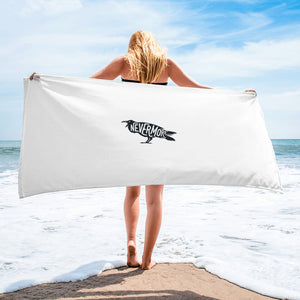 Nevermore - Beach Towel