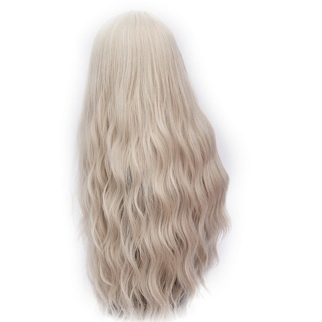 Long Wavy Synthetic Wig ®
