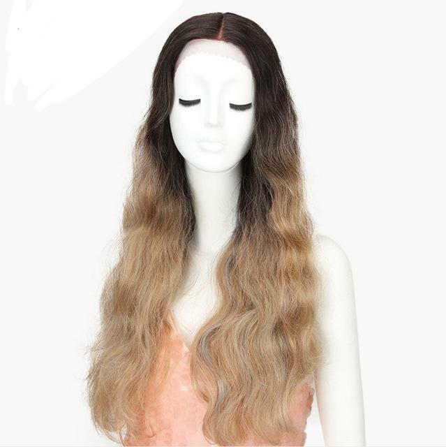 Synthetic Long Wavy Wigs 30 Inch ®