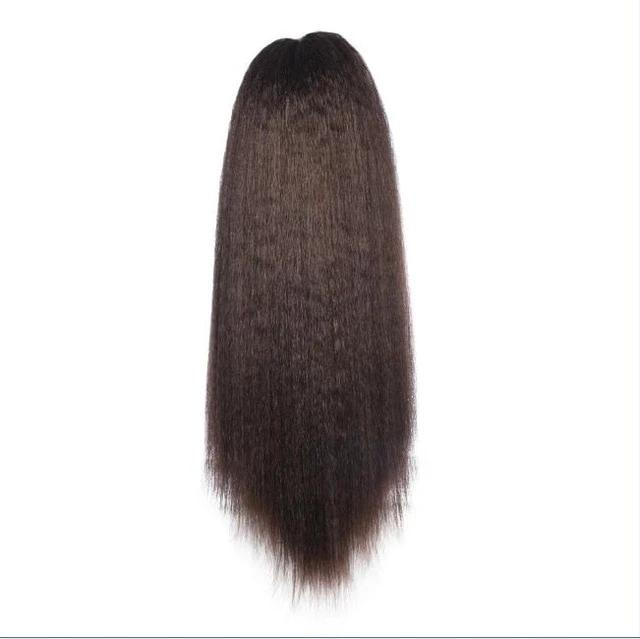 "16""-24"" Kinky Straight Hair Extension®"