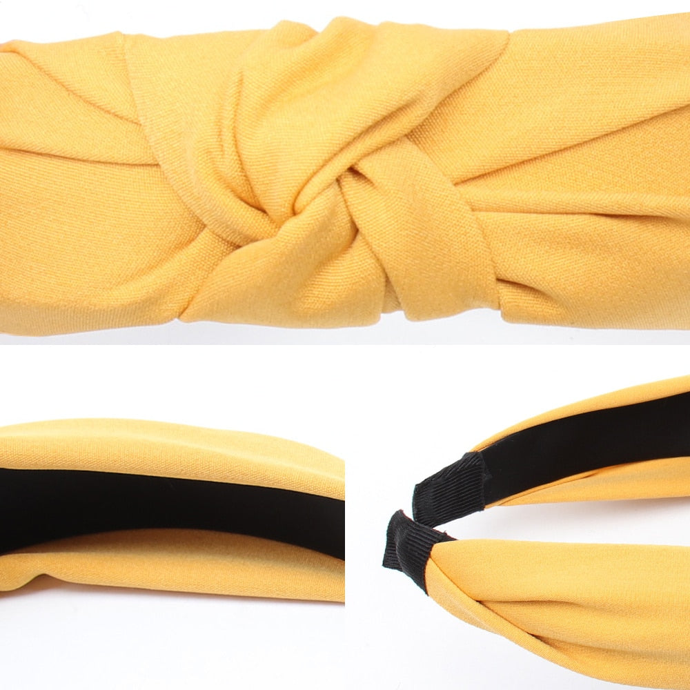 Solid Color Headbands ®