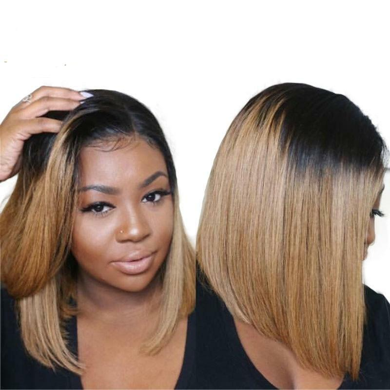 Carmel Delight | Lace Front Human Hair Wig (Glueless/13x6 Lace)