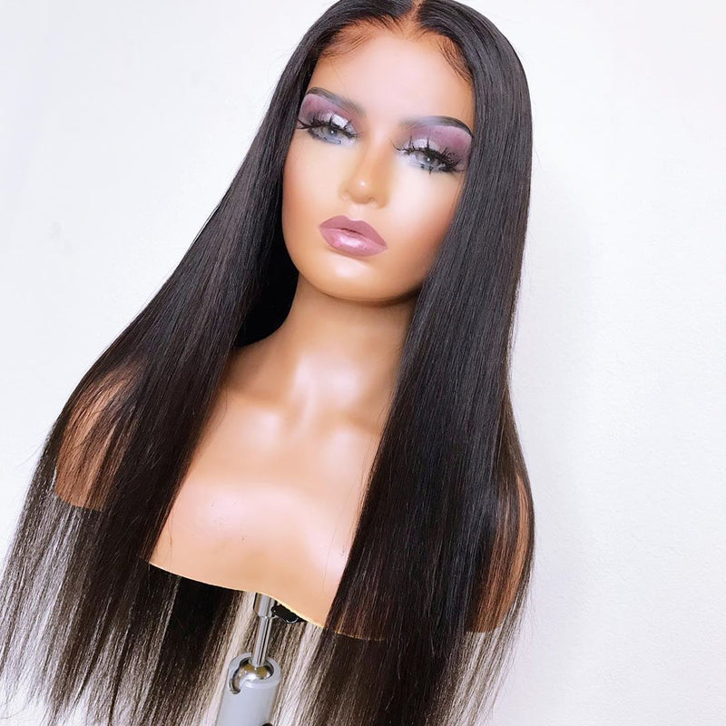 Flawless | Remy Human Hair Lace Front Wig (Hand Tied)