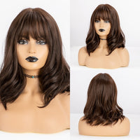 Short Wigs with Bangs ®