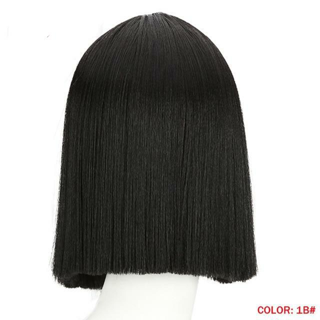 10 Inch Lace Front Synthetic Bob Wig ®