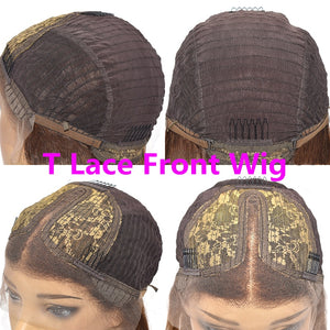 Autumn | Remy Human Hair Lace Front Wig (Hand Tied)
