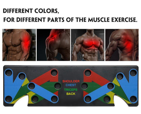 Engage All Upper Body Muscles & Get Faster Results