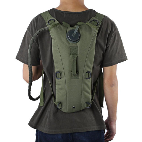 Tactical Hydration Backpack (3L Capacity)