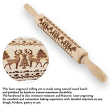 Christmas Wonderland  Rolling Pin