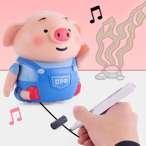 Magical Inductive Pig