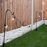 Outdoor Vintage-Style Patio String Lights - Great for Summer Parties!