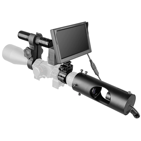 Night Vision Hunting Scope System Attachment