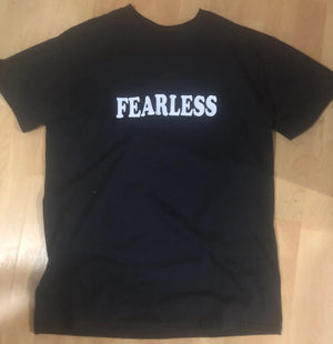 FEARLESS Iron-on Decal