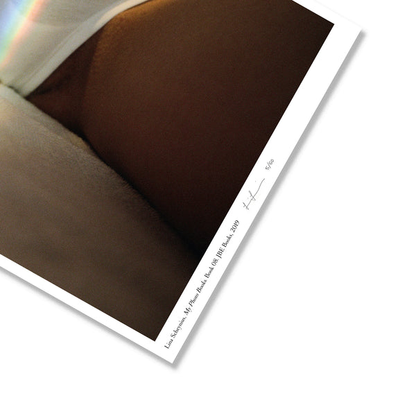 Lina Scheynius - Limited Edition Poster - My Photo Books, Book 08 (/50)