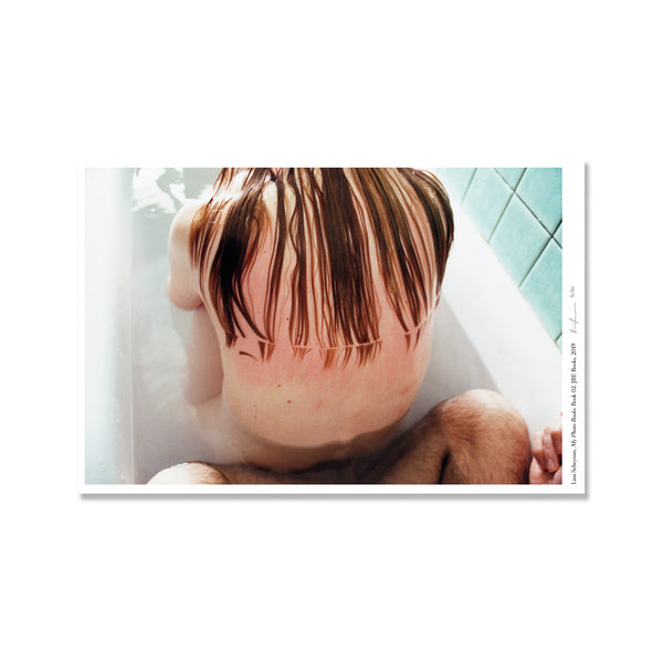 Lina Scheynius - Limited Edition Poster - My Photo Books, Book 02 (/50)