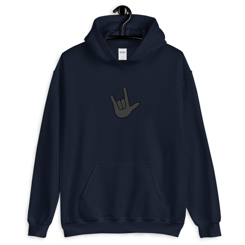 ILY Stealth Pullover Hoodie