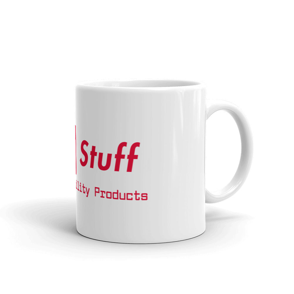 Deaf Stuff Coffee Mug