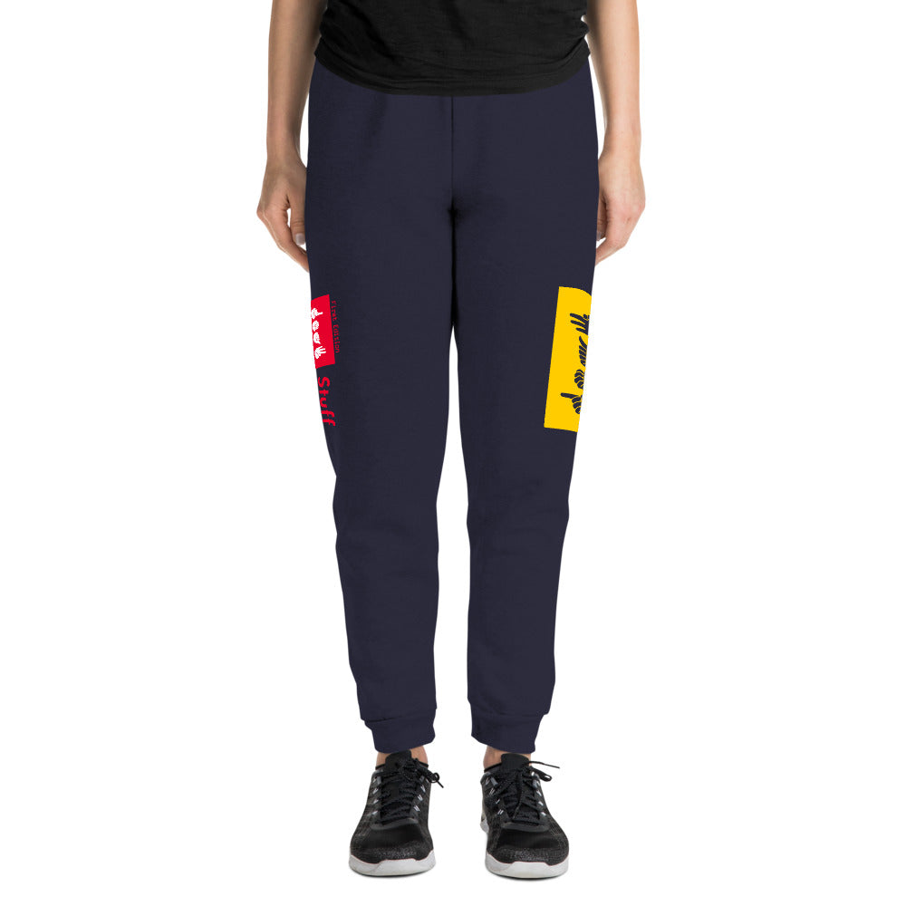 Deaf Gold Box Unisex Joggers