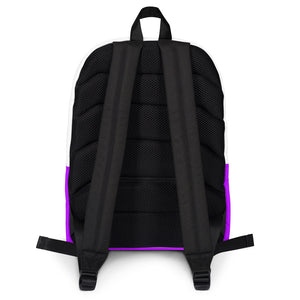 ILY Purple Backpack