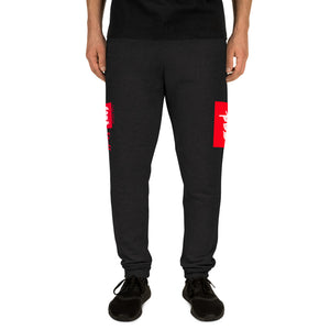 ASL Red Box Unisex Joggers