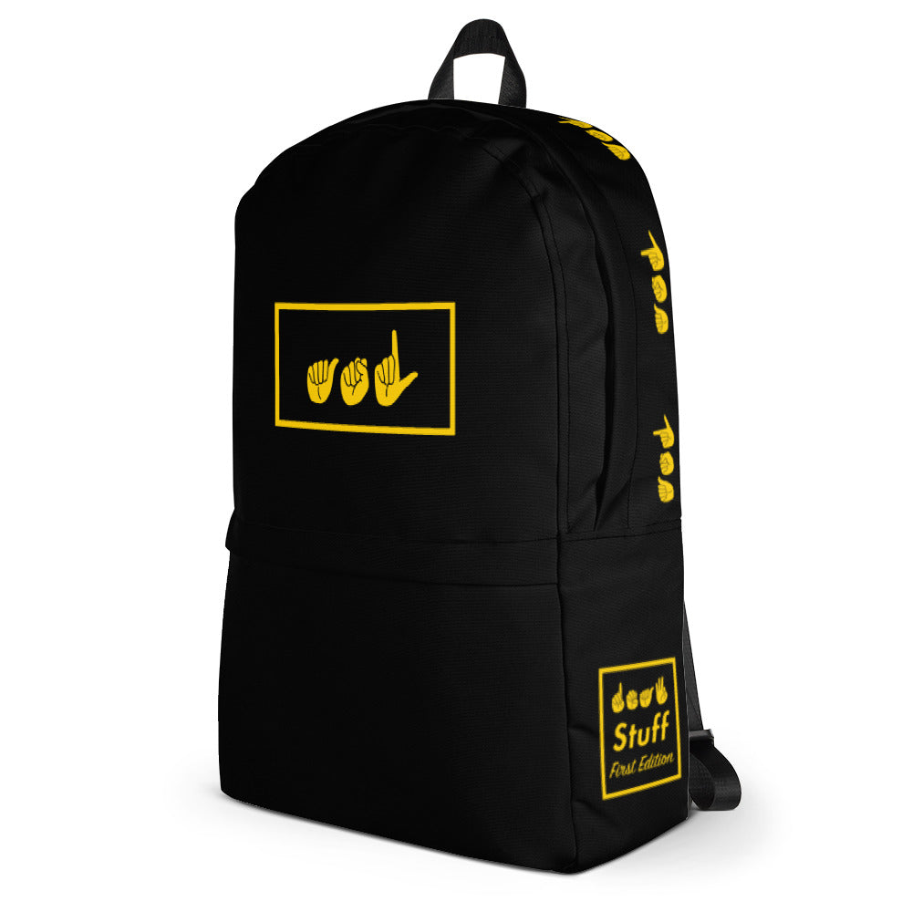 ASL Gold Box Backpack