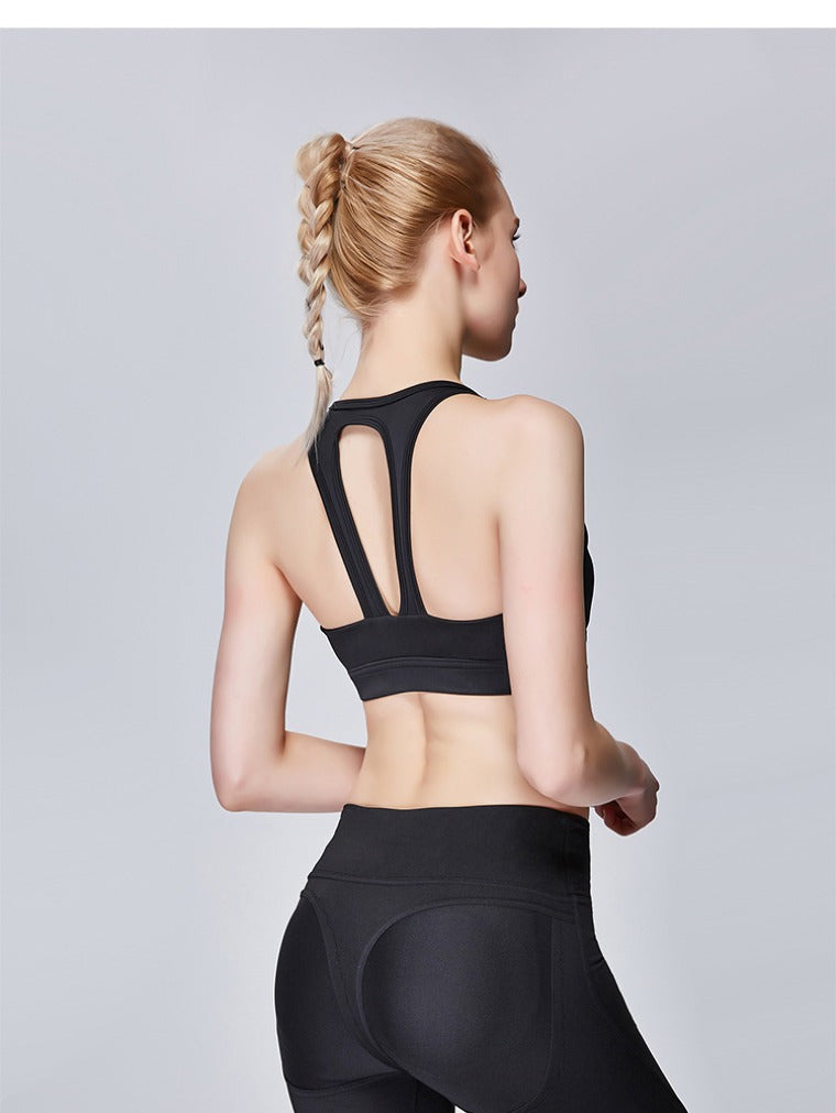 High Elastic Shockproof Yoga Bra