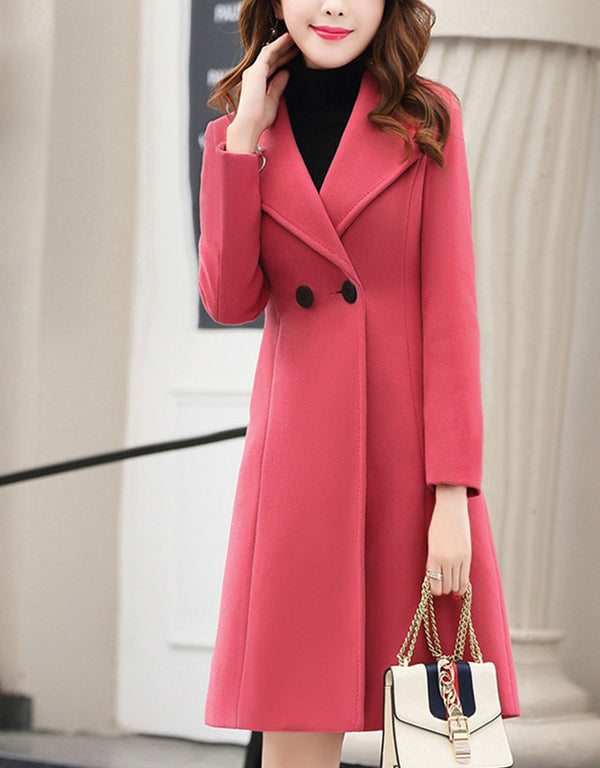 AUTUMN AND WINTER SLIM BODY JACKET