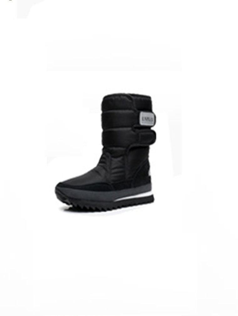 AUTUMN AND WINTER WATERPROOF SNOW BOOTS