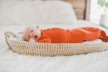 Load image into Gallery viewer, Organic Cotton Swaddle - Rust
