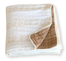 Load image into Gallery viewer, Organic Muslin Gauze Quilt - Haven