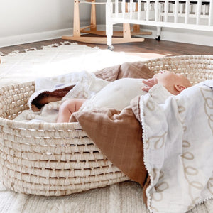 Organic Cotton Muslin Quilt - Haven