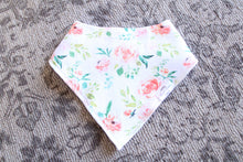 Load image into Gallery viewer, Organic Bandana Bibs - Stella