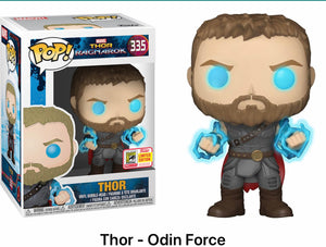 Thor - Odin Force