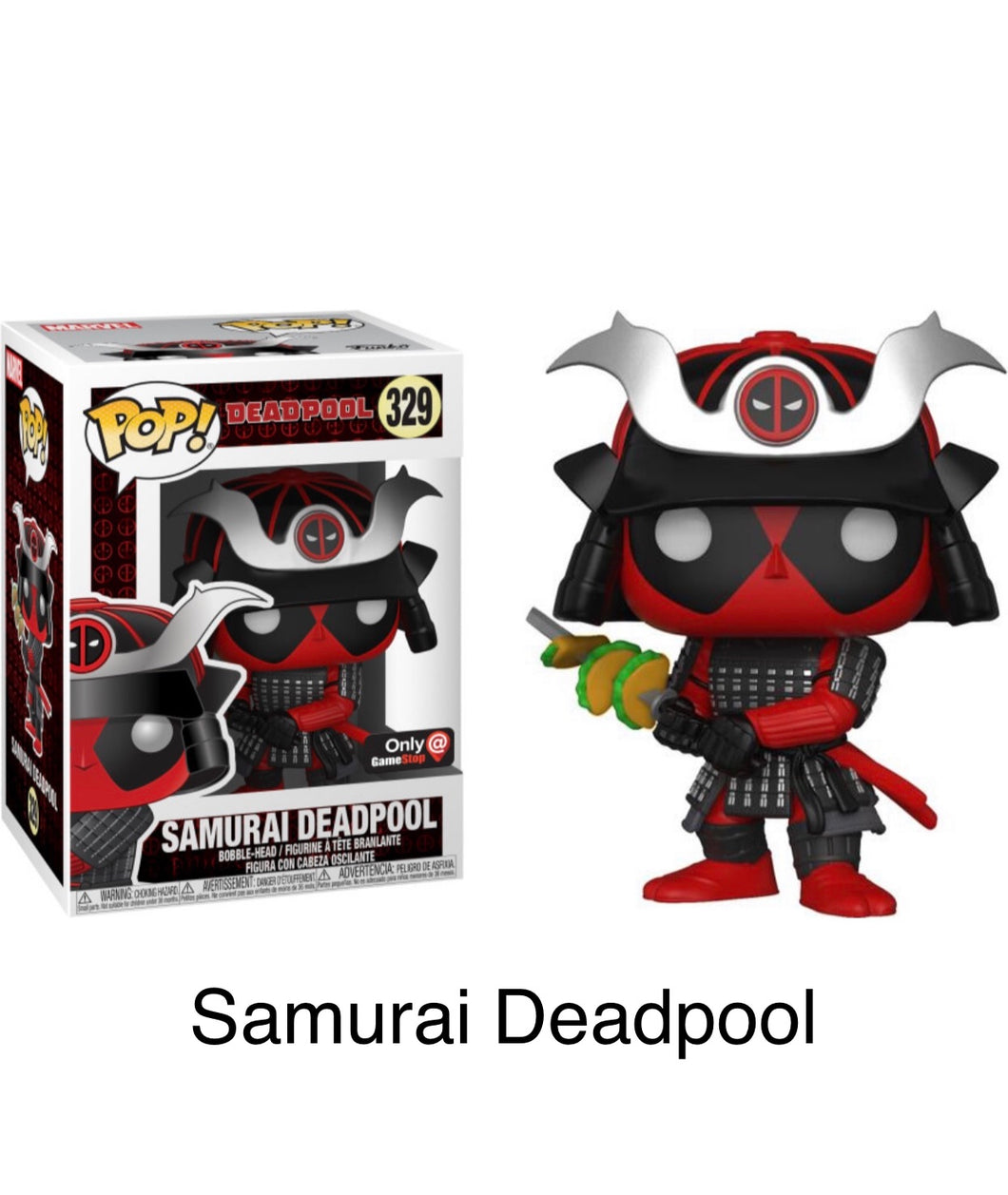 Samurai Deadpool