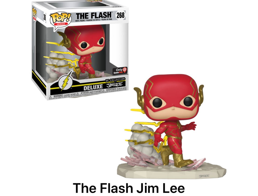 The Flash (Jim Lee Edition)