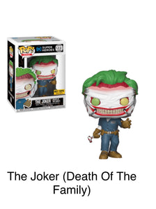 The Joker (Death Of The Family)
