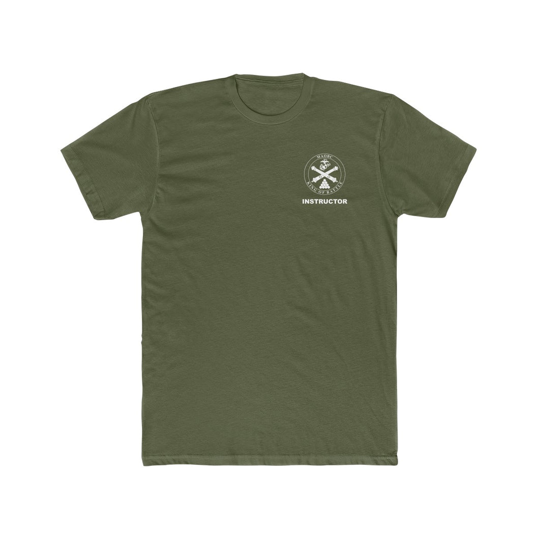 MAOBC Instructor Tee v2