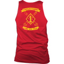 1st Battalion 11th Marines Tank