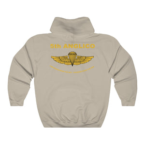 5th ANGLICO Gold Wings Hoodie