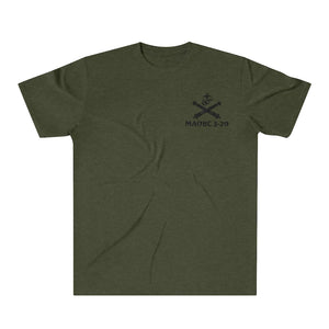 MAOBC 3-20 Athletic Tee