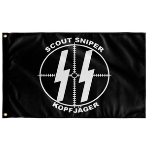 Marine Corps Scout Sniper Flag